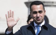 Governo: Di Maio, un accordo Pd -lega - Forza Italia farebbe crescere i consensi al M5S