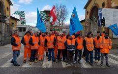 Firenze, Tunnel tav: protestano lavoratori Nodavia, non hanno riscosso lo stipendio