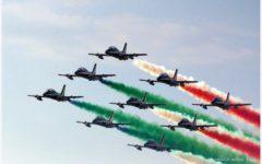 Firenze: il 28 marzo le Frecce tricolori, provvedimenti per il traffico. Chiusura del viale dei colli