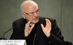 Governo: Mons. Galantino segretario Cei, detta le condizioni dei vescovi al Governo. Priorità al lavoro