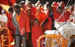 Migranti: Eurostat conferma l'invasione. L'Italia è il secondo paese per richieste asilo