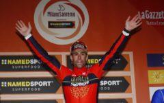 Ciclismo: Milano - Sanremo, trionfo di Vincenzo Nibali