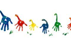 Festa del papà: il doodle di google la celebra a suo modo