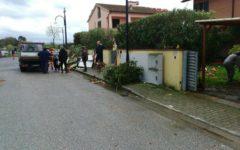 Pisa: centro profughi evacuato. Tromba d'aria, chiuso cimitero a Ghezzano