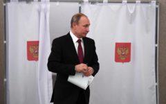 Mosca, presidenziali: primi exit poll, Putin trionfa col 73,9% dei suffragi