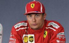 F1 Ferrari: malumori di Raikkonen che impreca in gara contro il muretto