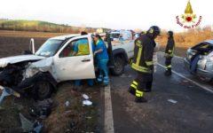 Siena: un morto e tre feriti in uno scontro frontale sulla SP 541
