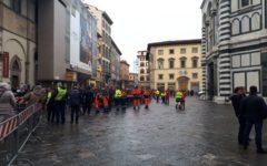Pasqua 2018, scoppio del carro: zona rossa intorno al Duomo, imponenti misure di sicurezza
