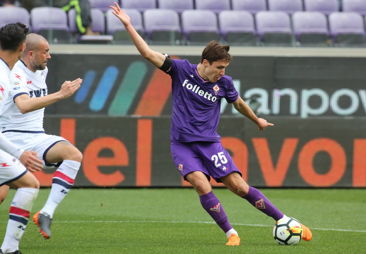 Terza Maglia Fiorentina FEDERICO BRANCOLINI