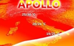 Meteo Italia: arriva Apollo, zona di alta pressione. Primavera col sole, almeno fino al 1 maggio