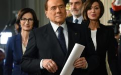 Berlusconi: voteremo contro il processo a Salvini, siamo garantisti