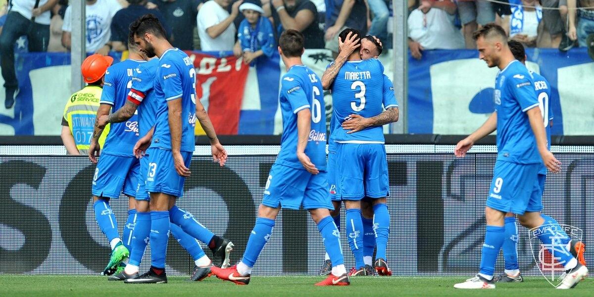 Empoli, la fine del purgatorio: miracolo Andreazzoli, è Serie A!