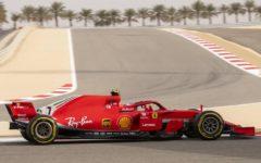 GP Bahrain: Ferrari domina le seconde libere con Kimi Raikkonen, secondo Vettel