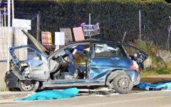 Carrara, incidente stradale: morti 4 giovani nell'auto capottata. Un quinto è ferito. Chi erano