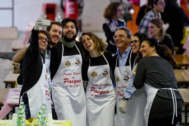 Pasqua a tavola, per il pranzo gli italiani hanno speso 1,2 miliardi