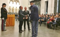 Firenze: festa della Polizia 2018, incremento delle rapine in strada, ma flessione delle rapine in genere e dei furti