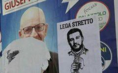 Imola: manifesto di Salvini con il cappio al collo. La propaganda della sinistra funziona così