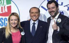 Arcore: domenica 8 vertice del centrodestra a casa Berlusconi. In vista delle consultazioni