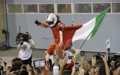 Formula1: Vettel trionfa anche nel Gp del Baharain. Raikkonen investe un meccanico e si ritira
