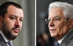 Governo, Salvini: «Di Maio riapre? Non siamo al mercato. Mai col Pd. Andiamo al voto»