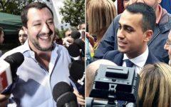 Pensioni d'oro: Salvini, schiaffo al M5S. Si può bloccare l'adeguamento, non tagliarle