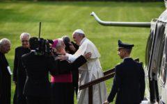 Grosseto: Papa Francesco a Nomadelfia affida due bambini alle cure della comunità