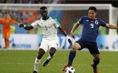 Mondiali 2018: il Giappone rimonta due volte il Senegal (2-2). Gol prezioso di Honda