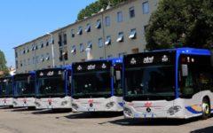 Firenze: 37 nuovi autobus Ataf presentati alle Piagge dal sindaco Nardella