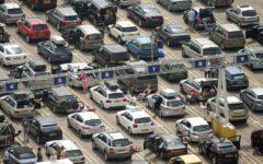 Auto: mercato in calo (2,8%) in Italia a maggio. Bene la Jeep, quasi 9.900 immatricolazioni