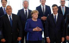 Bruxelles, migranti: la proposta italiana in 10 punti presentata al summit Ue