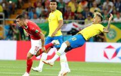 Mondiali 2018: delude il Brasile, bloccato (1-1) dalla coriacea Svizzera