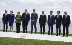 G7 Canada: i grandi cercano un accordo sul commercio, ma Merkel frena a tutela degli interessi tedeschi