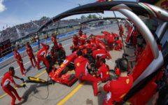 F1 GP Canada: Ferrari di Vettel in pole, davanti a Bottas e Verstappen
