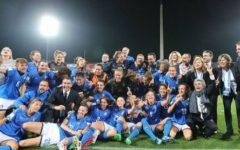 Calcio: una squadra azzurra va ai mondiali, è quella femminile