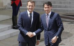 Migranti: Macron e Conte, intesa su hotspot nei Paesi d'origine