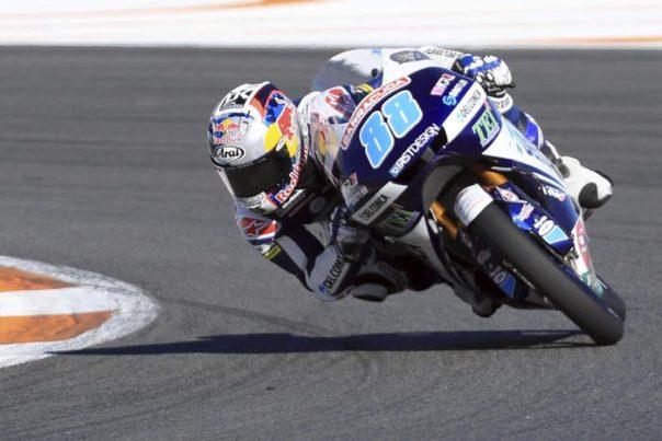 Moto3 Mugello, Bezzecchi secondo per pochi millesimi