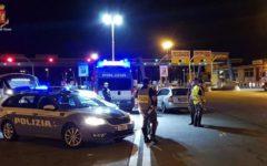 Luni (MS): Camper sperona auto polstrada, bloccato dopo inseguimento in autostrada
