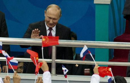 Russia 2018, Putin presenzierà al match inaugurale