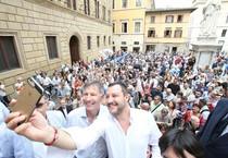 Mps, morte David Rossi: Salvini chiede verità e giustizia per la famiglia