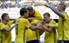 Mondiali 2018: la Svezia (bestia nera dell'Italia) comincia battendo la Corea del Sud (1-0)