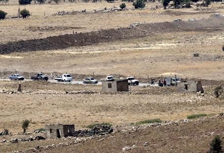 Israele: intercettati due razzi in Siria - Cronaca