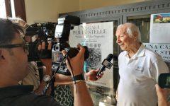 Montelupo Fiorentino: Piero Angela cittadino onorario, cerimonia in comune