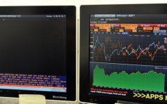 Borse europee in forte calo, Mib - 1,71%, spread a 296