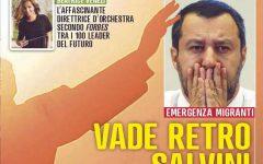 Famiglia cristiana: l'anatema «Vade retro Salvini». Attacco frontale al ministro