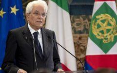 Scuola: il presidente Mattarella all'apertura dell'anno all'Elba. Con Bussetti e Rossi