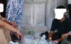 Venezia: la giunta approva il daspo per i turisti che causano degrado alla città