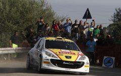 Sanremo: ferito in un incidente il pilota di rally Paolo Andreucci. L'auto schiantata contro un muro