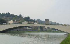 Firenze:ponti Vespucci e San Niccolo' osservati speciali, stesso progettista di  Genova