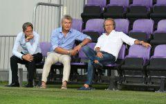 Fiorentina: oltre 18mila abbonati. Firenze ha fiducia. Visita di Andrea Della Valle