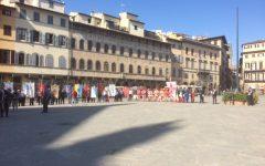 Firenze: le cerimonie per la Liberazione, c'era anche Renzi
